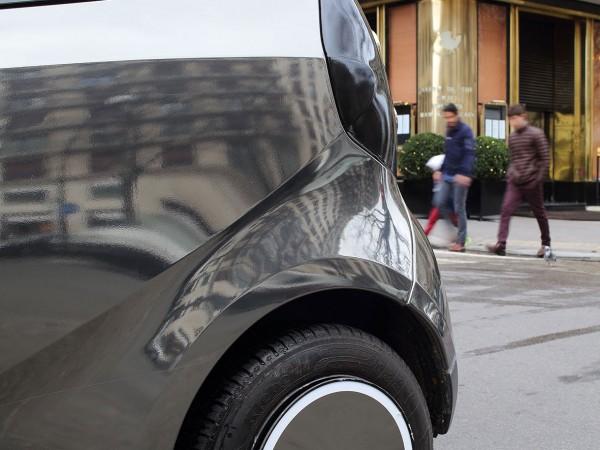 autolib design franck magné voiture électrique tuning
