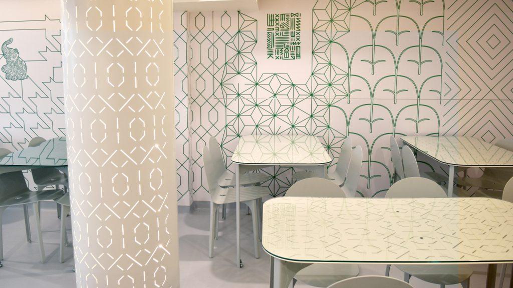 restaurant design franck magné